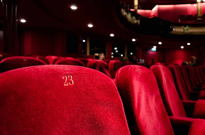 Un cine es un buen ejemplo de creación de valor mediante opciones.