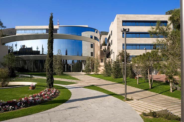 Edificio de IESE Business School, una de las escuelas más prestigiosas en las que estudiar un MBA.