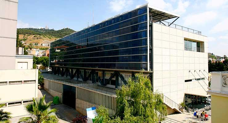 Edificio Sant Jaume del campus de La Salle en Barcelona, escuela que oferta varios programas MBA.