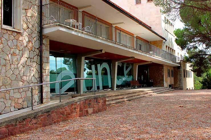 EUNCET Business School, campus de Tarrasa, donde se imparte el máster MBA.